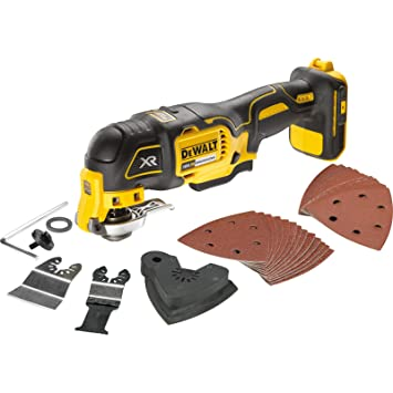 Advanced DCS355 18 V DeWalt XR multiherramienta inalámbrico ...