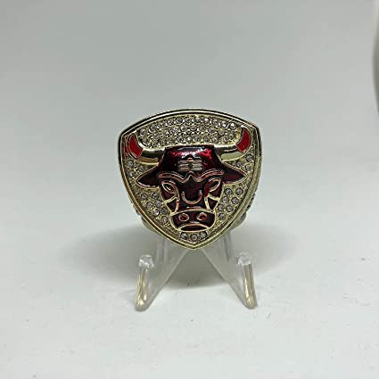 75bb82a08edb8a Image Unavailable. Image not available for. Color  1993 Michael Jordan  23 Chicago  Bulls High Quality Replica 1993 Championship Ring ...