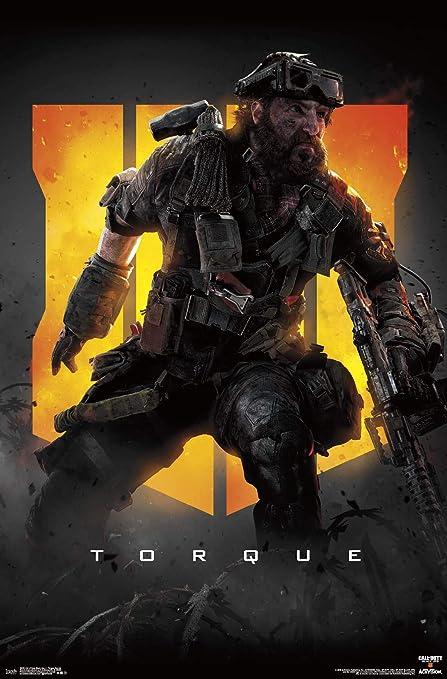 Amazon Com Trends International Call Of Duty Black Ops 4