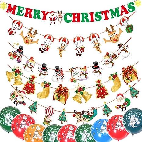 Capodanno A Casa Di Babbo Natale.Jolily Decorazioni Per Feste Christmas Natale Capodanno Zigoli