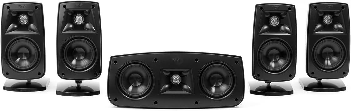 Klipsch Quintet IV Home Theater Speaker System | Amazon