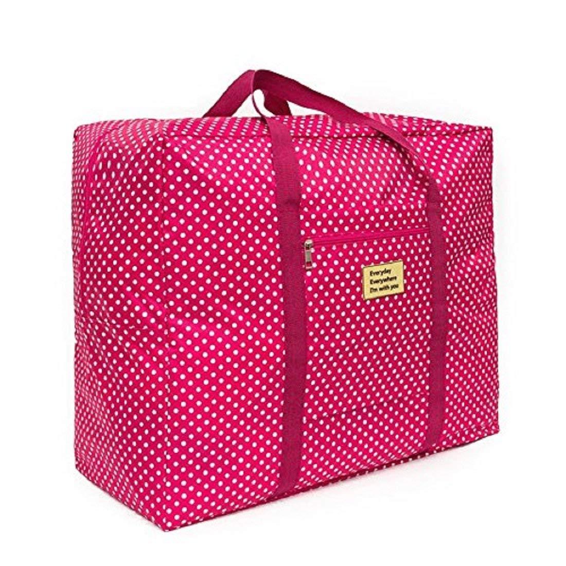 Travel Luggage Duffle Bag Lightweight Portable Handbag Pies Pattern Large Capacity Waterproof Foldable Storage Tote