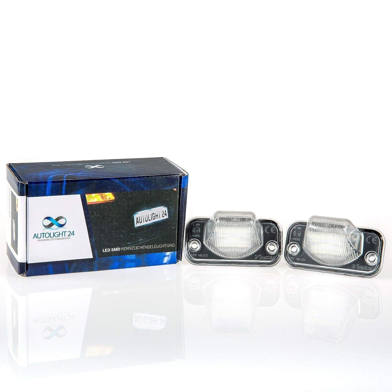 Premium LED Kennzeichenbeleuchtung Nummernschildbeleuchtung Transporter T4 626