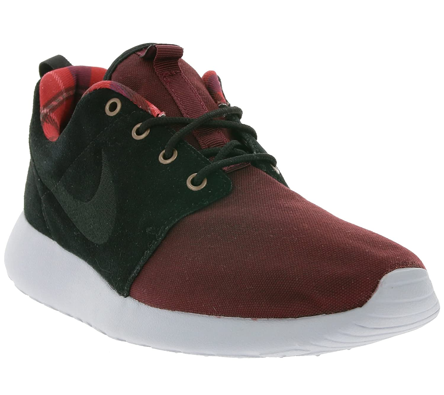 new style 88d75 9023f Amazon.com  Nike Mens Roshe One Premium Running Shoes  Fashion Sneakers