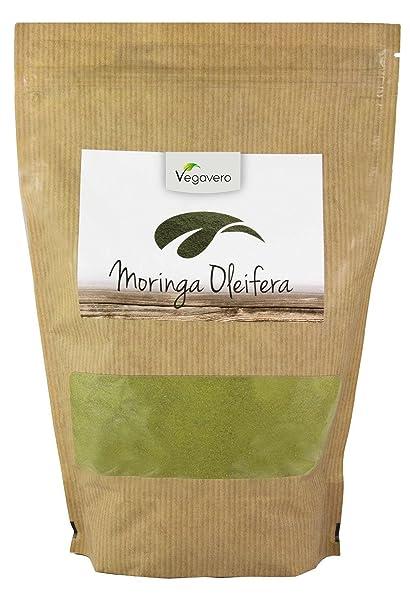 VegaVital MARANGO POLVO oleífera, 1000 g, 100% orgánico, la calidad de vegetales