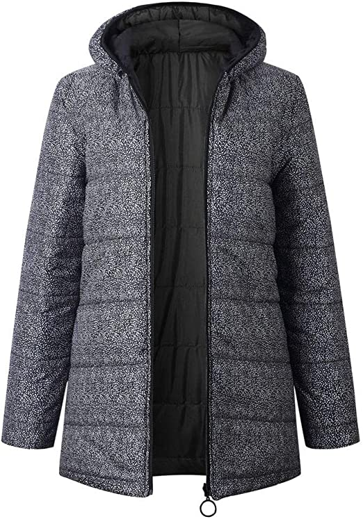 HYIRI Womens Mens Autumn Printing Sunscreen Hooded Sweatshirt Pullover Top