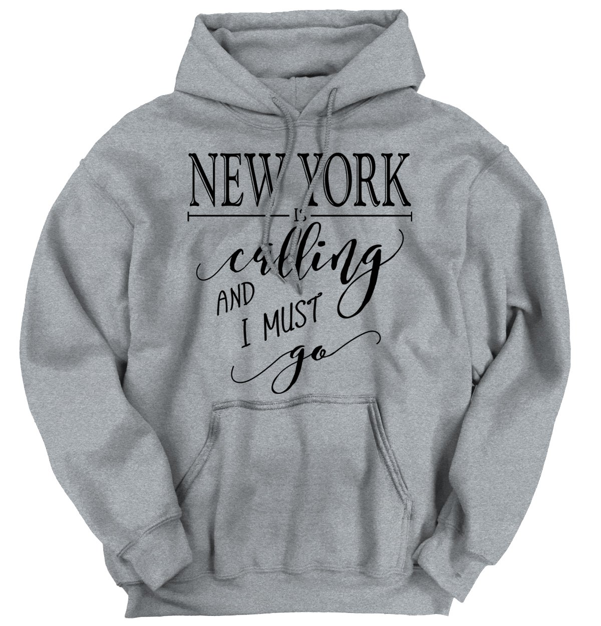 New York Is Calling I Must Go Home Shirt State City 1503