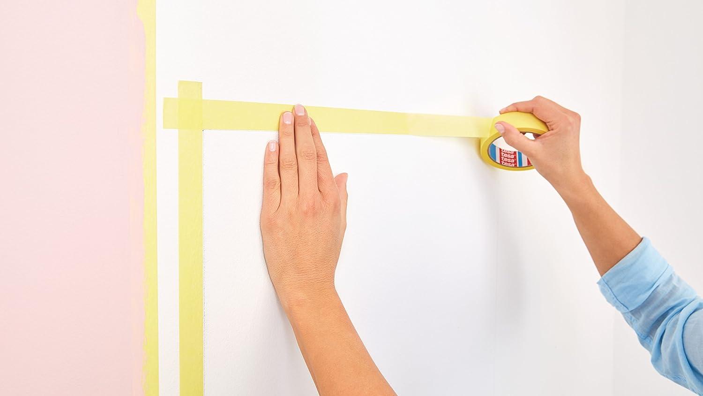 tesa Malerband für Innen, Profi Qualität, 25m x 25mm: Amazon.de ...