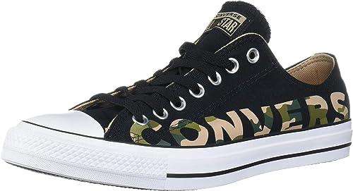 Converse Chuck Taylor All Star Camo Print Low Top Sneaker