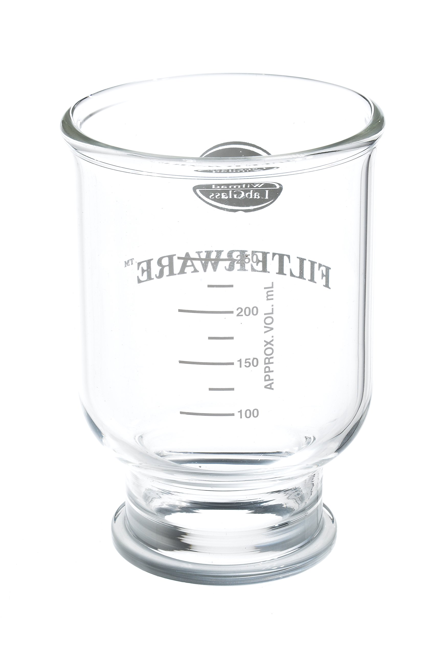 Wilmad-LabGlass BP-1751-000 FILTERWARE Graduated Funnel for 47mm Filter Apparatus, 300mL