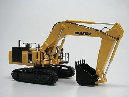 Hydraulic Excavator Komatsu Pc1250-8 by Kyosho