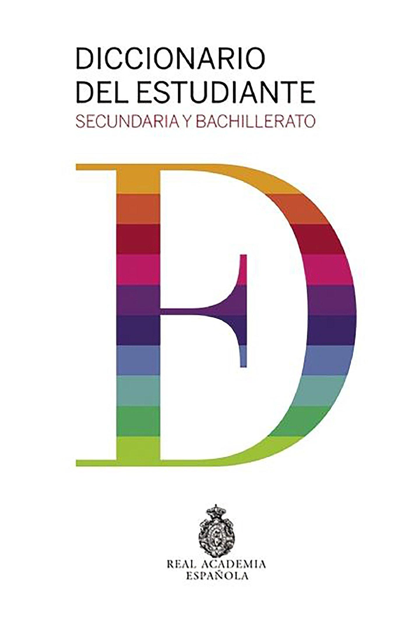 Diccionario Del Estudiante. Secundaria Y Bachillerato DICCIONARIOS ...