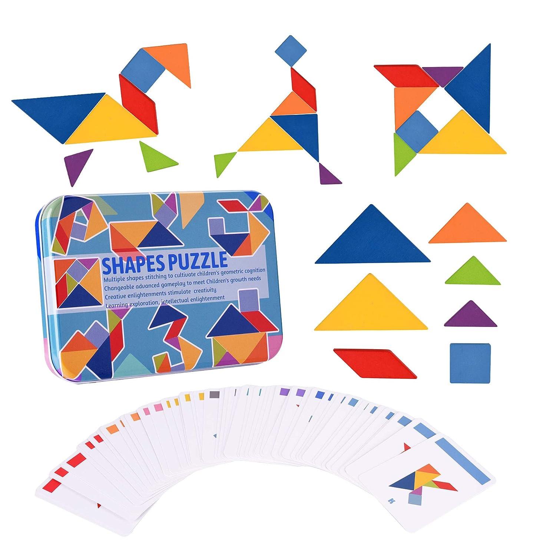 Shape By Shape Creative Pattern Puzzle Pozostałe