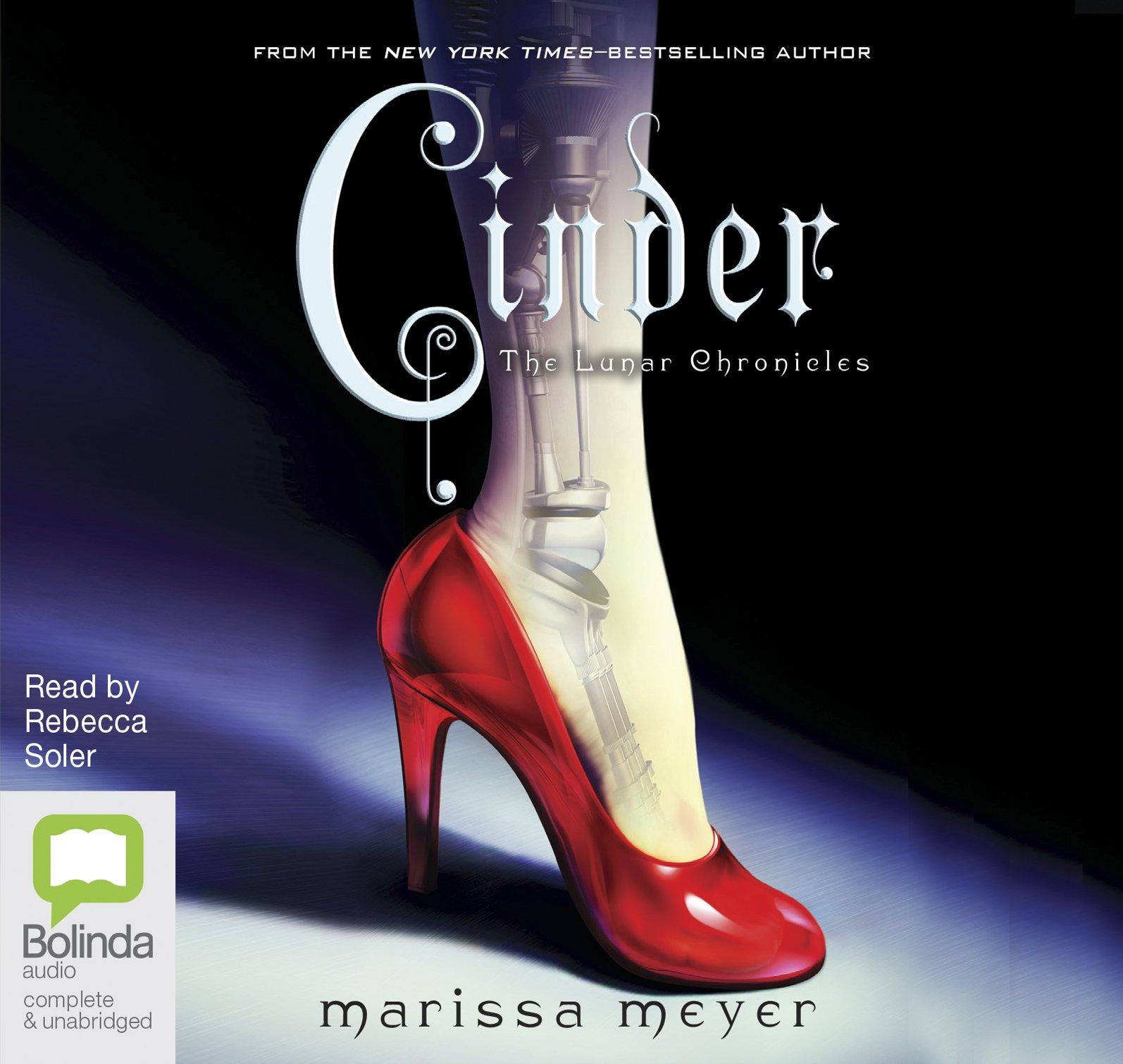 Cinder: 1 (The Lunar Chronicles): Amazon.es: Meyer, Marissa ...