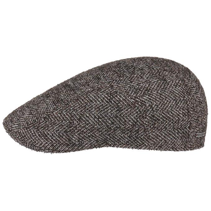 Stetson Gorra Gary Virgin Wool Hombre | Made in The EU de Invierno Gorro Ivy Lana con Visera, Forro otoño/Invierno: Amazon.es: Ropa y accesorios