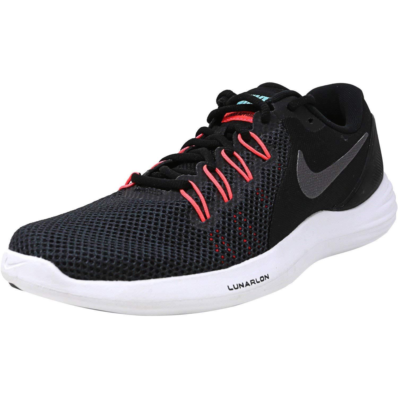 noir Mtlc Dark gris-solar rouge 39.5 EU Nike WMNS Flex Contact, Chaussures de Fitness Mixte Adulte