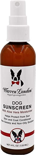 Warren London Dog Sunscreen Spray, 4-oz bottle