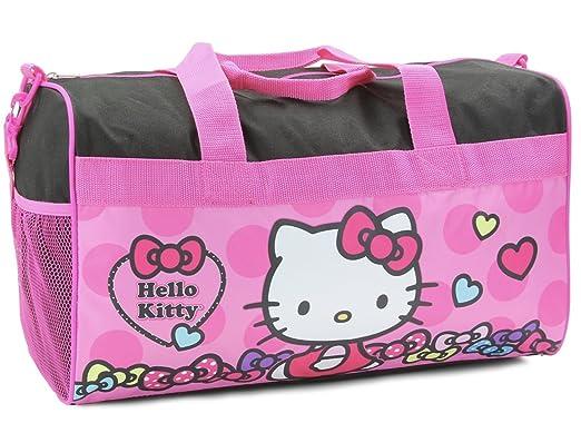 1cf26978c Amazon.com | Hello Kitty Black/Pink 18