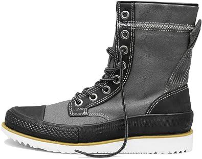 6c3d8f2e41b0d2 Converse All Star  Major Mills  Canvas Hi Boots (UK-8.5)  Amazon.co ...