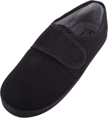 Absolute Footwear Kids/Childrens/Girls/Boys School/PE/Running Shoes/Plimsolls/Pumps with Touch Fastening