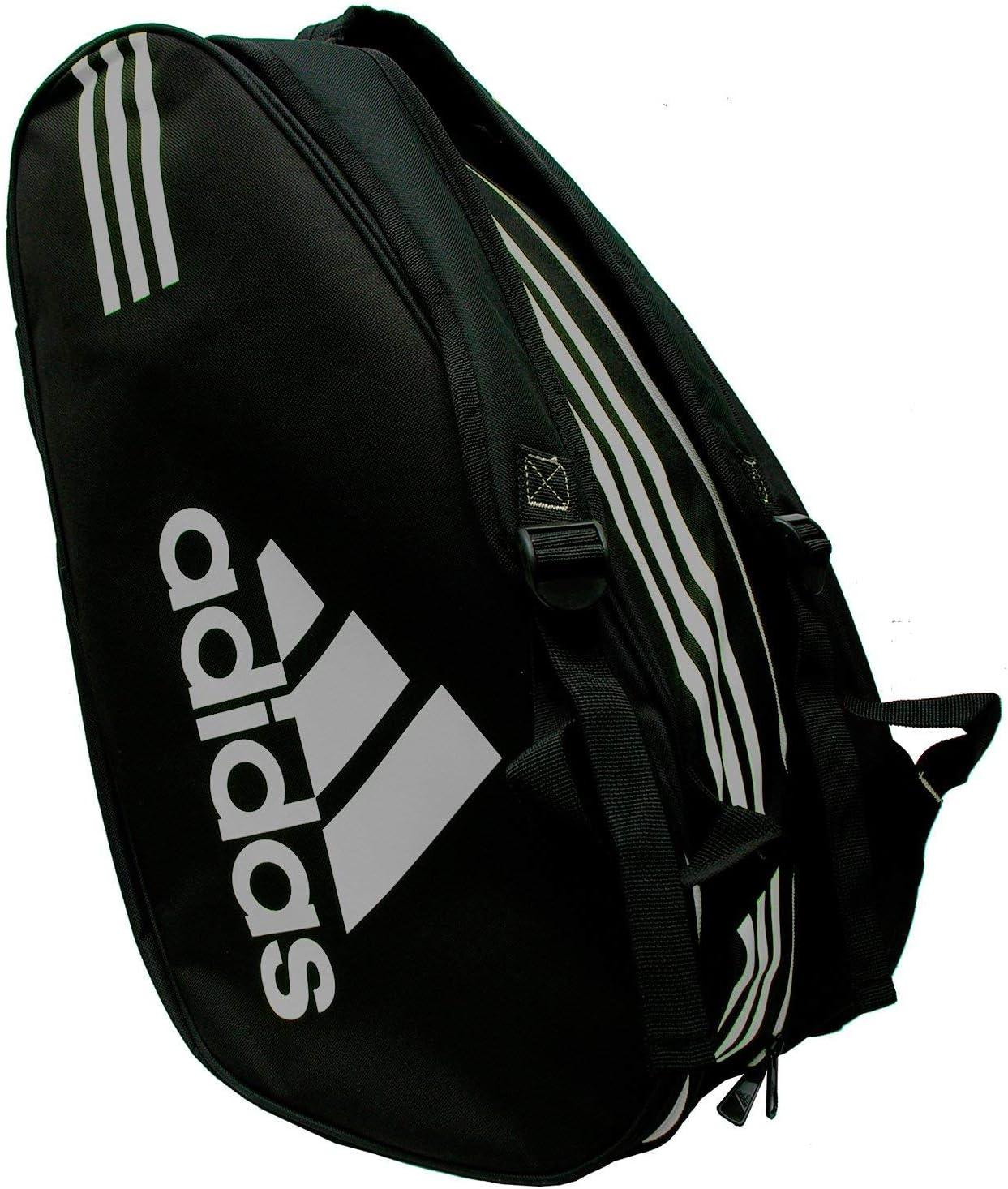 Paletero Adidas Control Black / Silver: Amazon.es: Deportes y aire libre