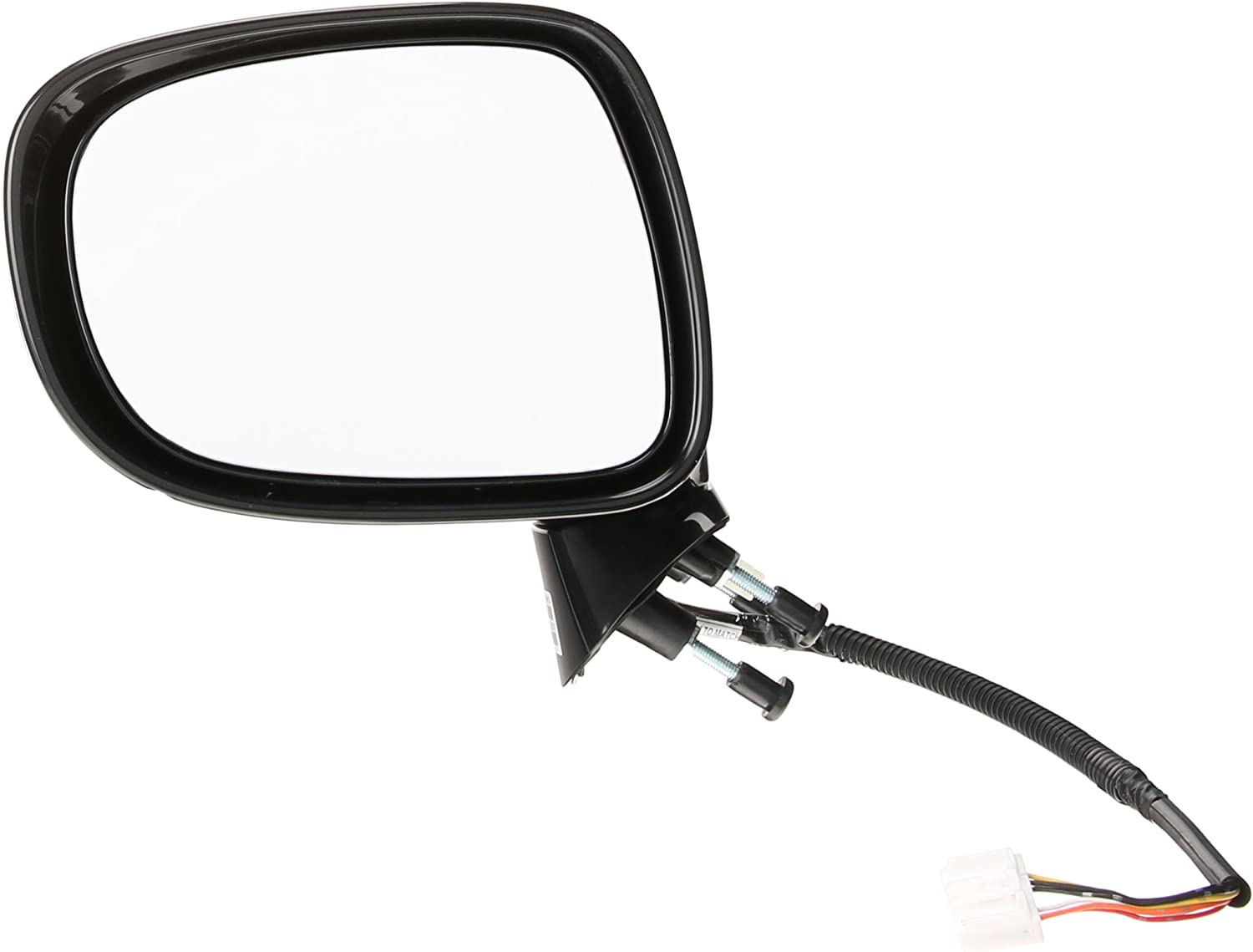Partslink Number LX1320109 OE Replacement Lexus Is250 Driver Side Mirror Outside Rear View