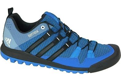 adidas Terrex Solo AF5963, Baskets Homme, Mehrfarbig (Blue 001), 47 1/3 EU