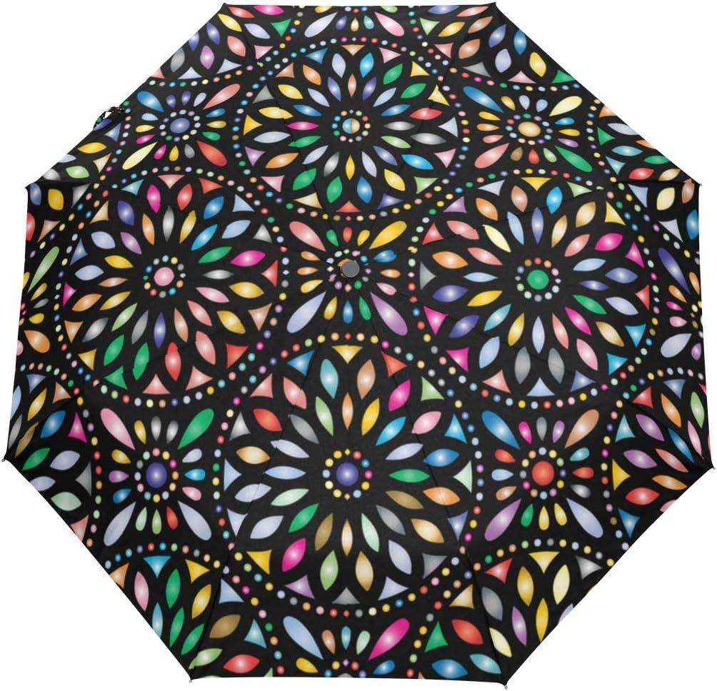Umbrella compact Travel Umbrella - Windproof, Auto Open/Close Multiple Colors
