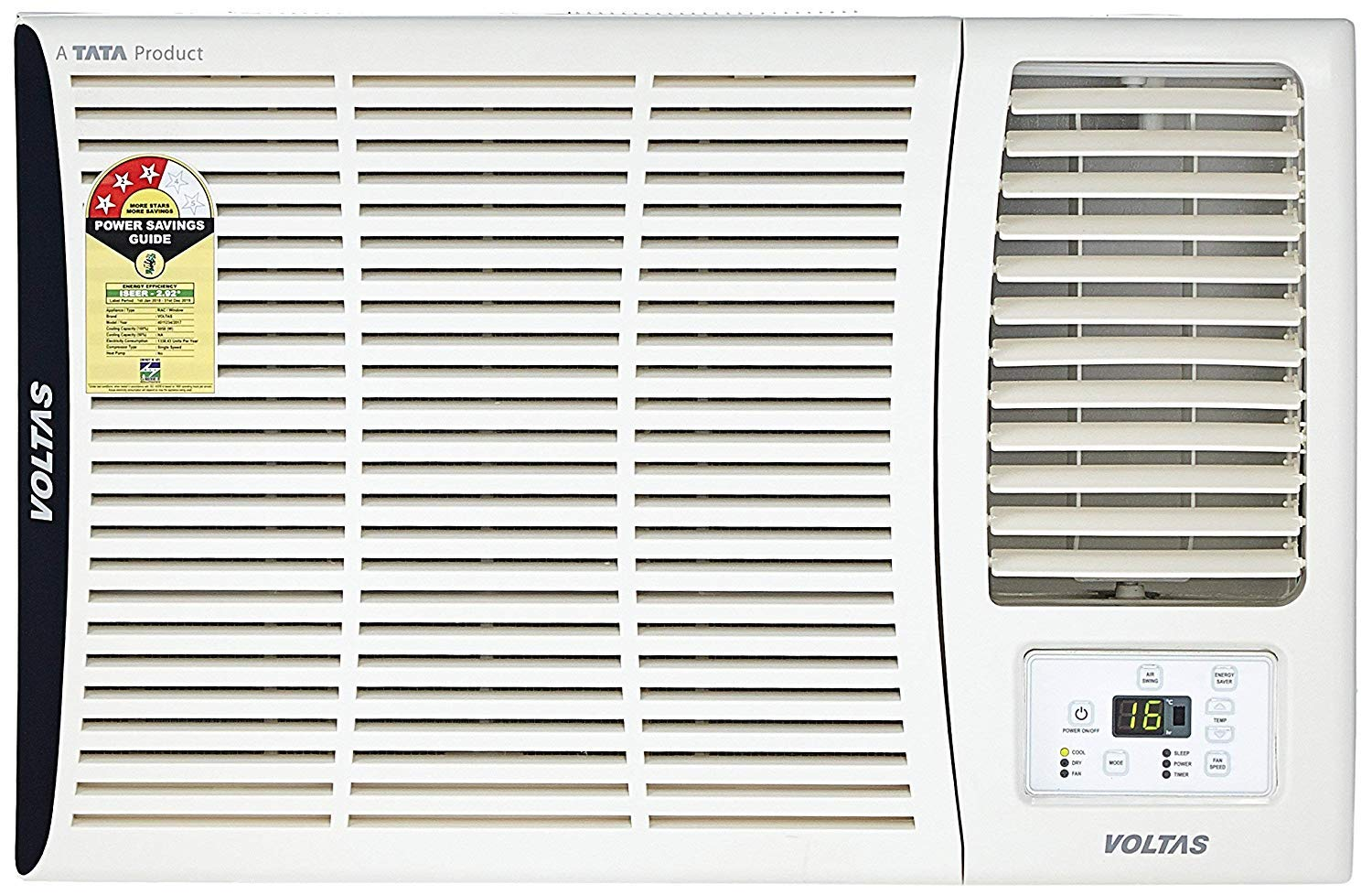 Voltas 1.5 Ton Star Window AC