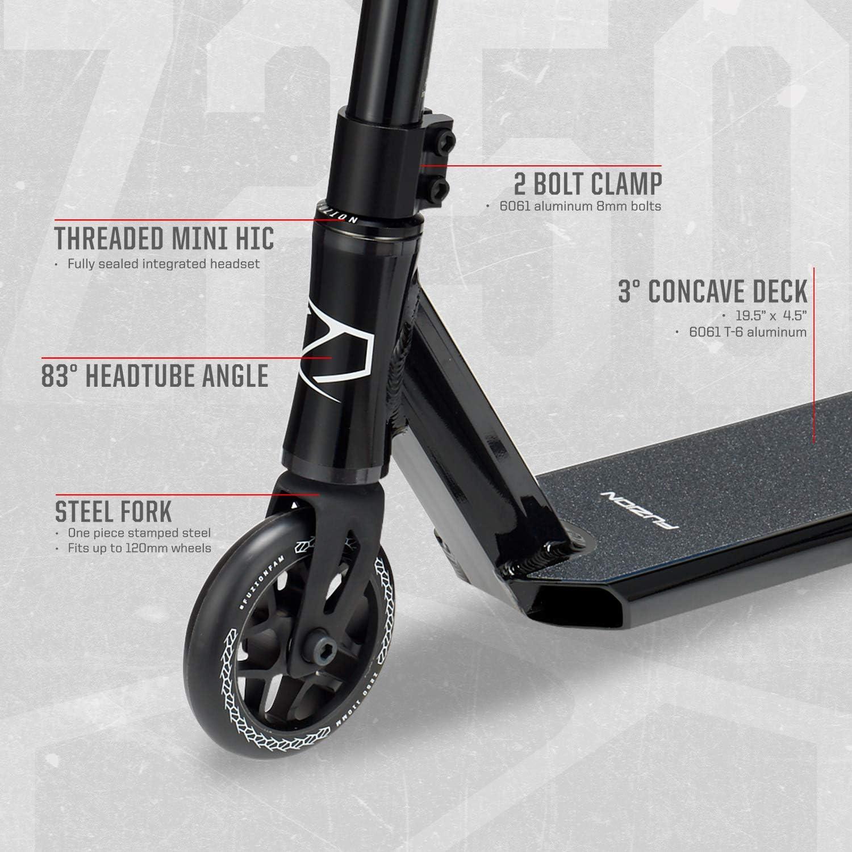 Amazon.com: Fuzion Z250 Pro Scooters - Patinete de truco ...