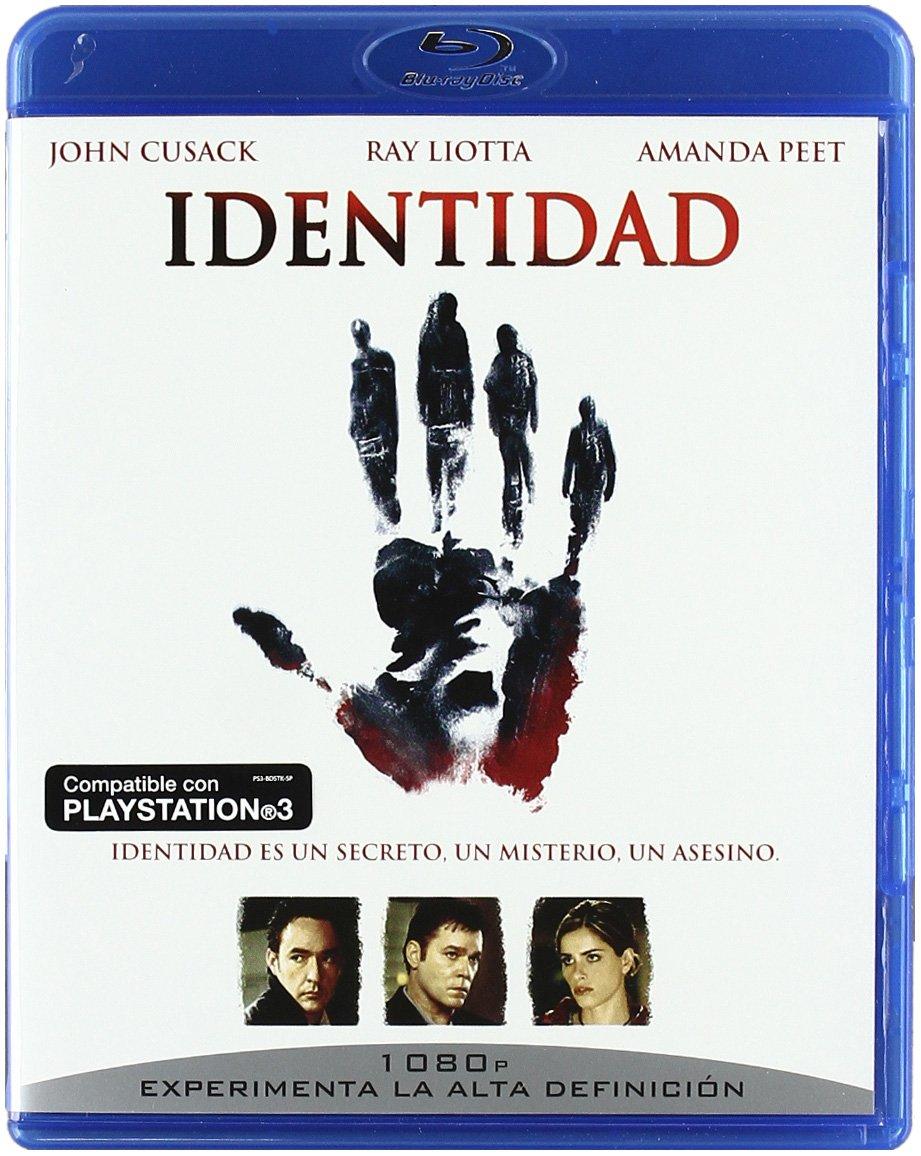 Identidad - Bd [Blu-ray]