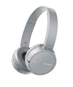 acbfe7587d9 Sony MDR-ZX220BT Bluetooth NFC Headphones - Grey: Amazon.co.uk ...