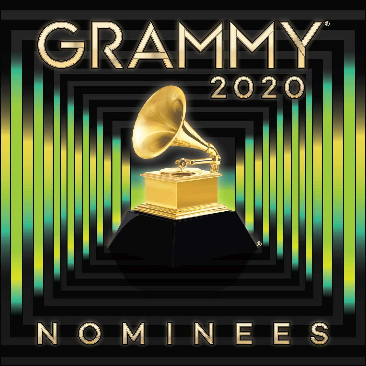 Book Cover: 2020 GRAMMY® Nominees