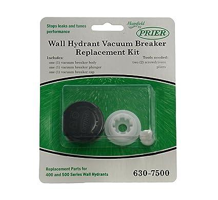 Prier 630-7500 Vacuum Breaker Service Parts Kit - Faucet Trim Kits ...