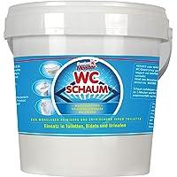 WC-reiniger schuim | krachtige kalkverwijderaar & urine-inhalator | WC-poeder toverschuim bekend van de TV | WC-tabs…
