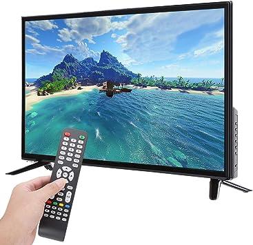 Tangxi BCL-32A / 3216D Televisor de Pantalla Plana de 32 Pulgadas, TV LCD HD 720p con Puertos HDMI y USB, 1366 * 768 como Pantalla, CD/DVD (Modelo 2019)(UE): Amazon.es: Electrónica