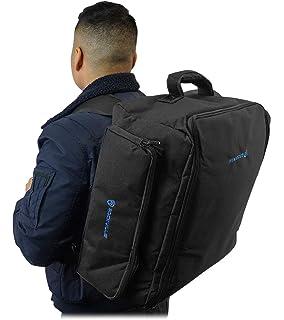 "Rockville SB12M Rolling Travel Bag For Select 12/"" DJ PA Speakers+Handle+Wheels"