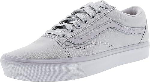 6a4ef8eac6 Vans Men s Old Skool Lite Micro Chip Skateboarding Shoes (5 Women   3.5 Men  M