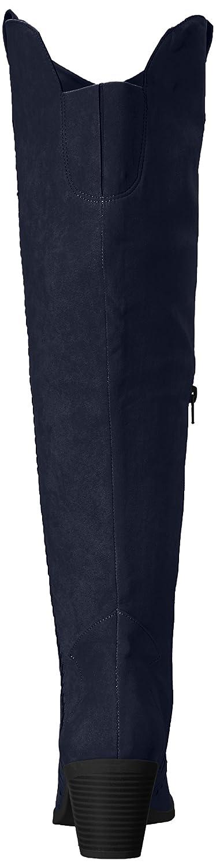 Carlos by Carlos Santana Women's Alexia Fashion Boot B075C9F199 5 B(M) US|Inkwell