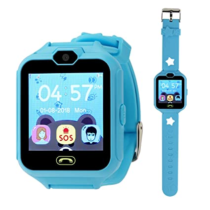 Amazon.com: aolee Kids Phone Smart Watch Games Watch for 4 ...