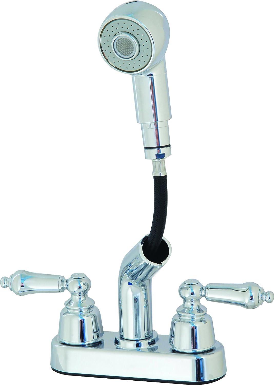 Averen AP-4214 RV Trailer Camper Fresh Water Kitchen Sprayer Faucet Chrome Finish