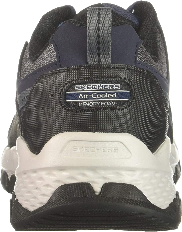 terciopelo Complaciente carne de vaca  Skechers Men's Outland 2.0 Rip Staver Oxford   Fashion Sneakers - Amazon.com