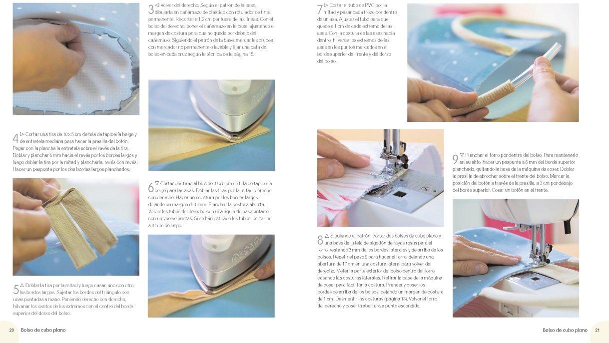 El libro de los Bolsos: 30 proyectos para confeccionar bolsos con ...