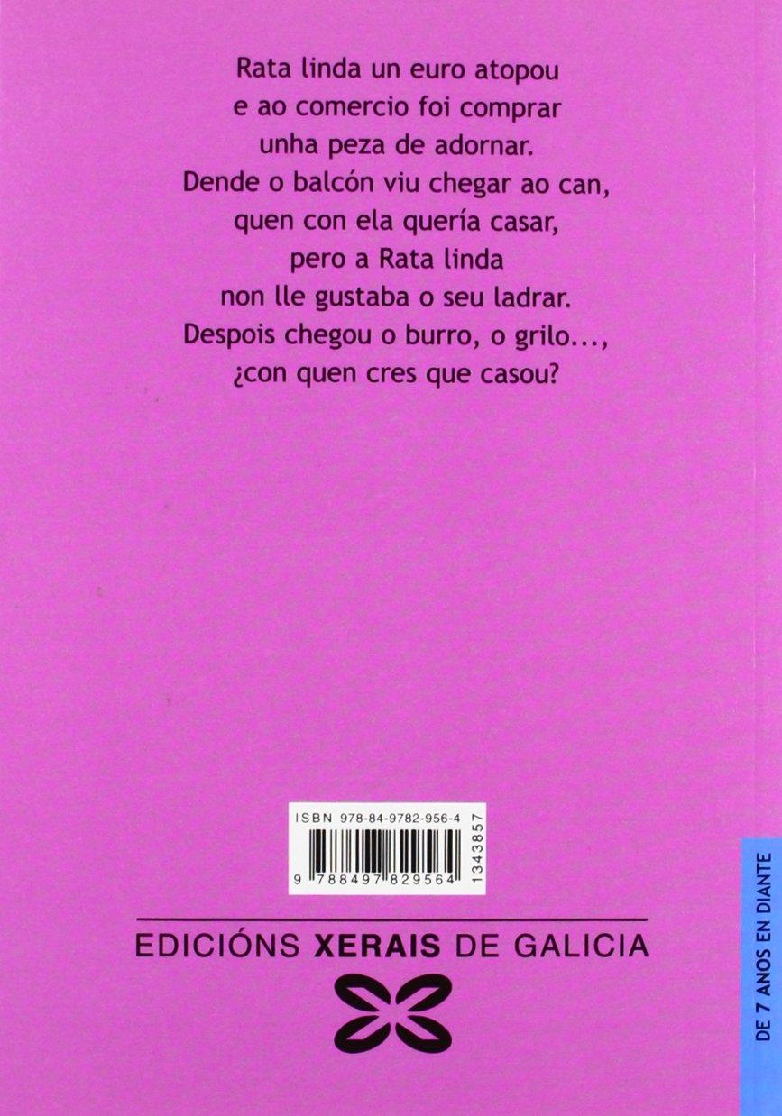 Rata linda de Compostela INFANTIL E XUVENIL - MERLÍN - De 7 anos ...