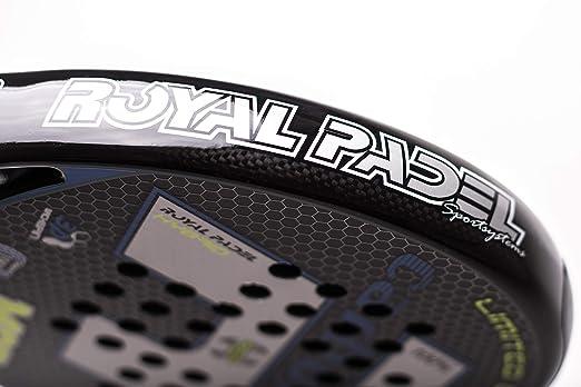 Royal Padel RP M27 Hybrid Edición Limitada 2019 Palas de Pádel ...