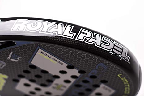 Royal Padel RP M27 Hybrid Edición Limitada 2019 Palas de Pádel, Adultos Unisex, Azul, Negro, Carbono, Amarillo, Blanco, Talla única: Amazon.es: Deportes y ...