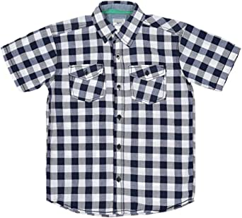 Company 81 Multi Color Cotton Shirt Neck Shirts For Boys