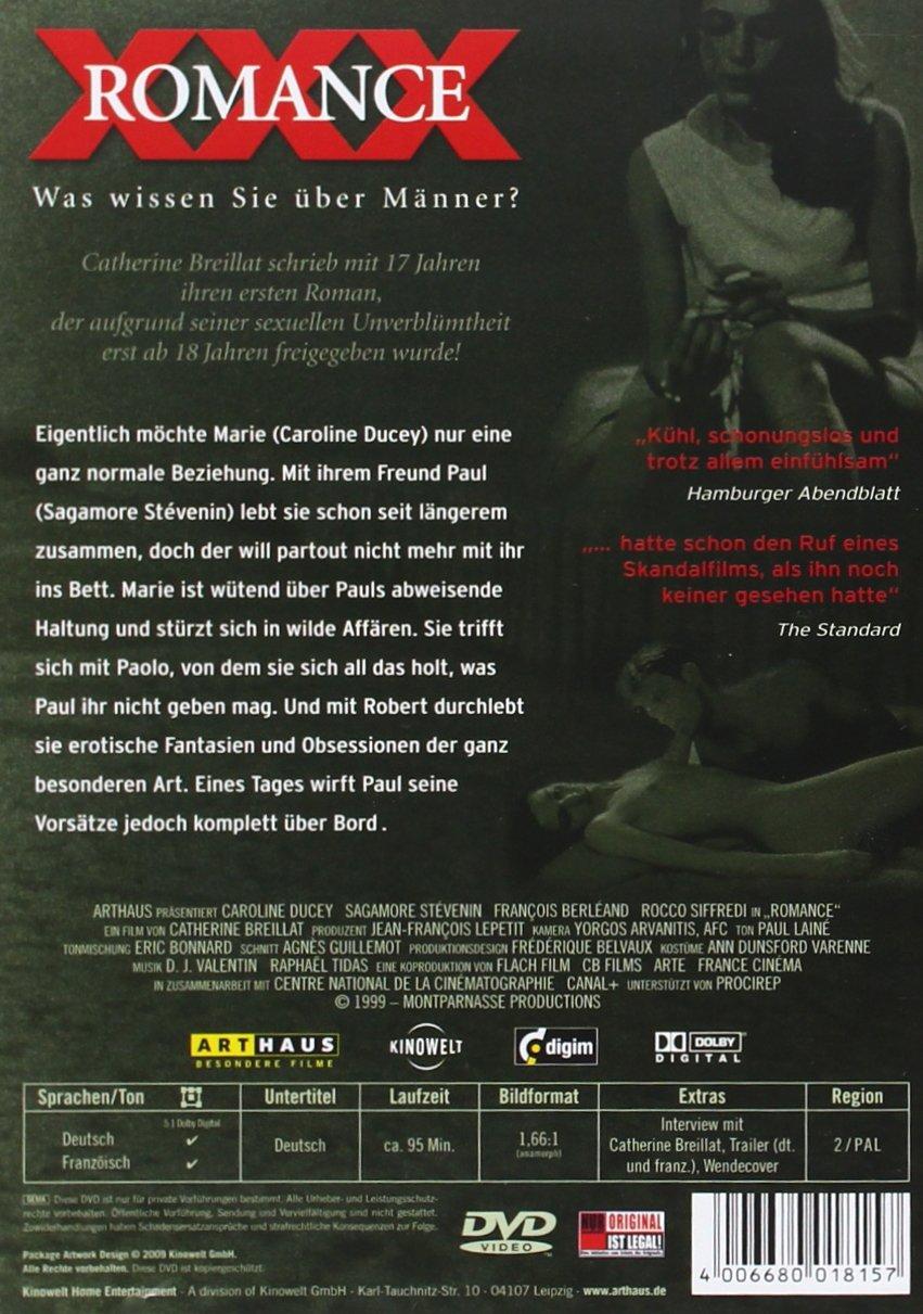 Romance: Amazon.de: Caroline Ducey, Sagamore Stévenin, François ...