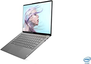 Lenovo Ideapad S940 Notebook, 14-Inch FHD (1920 X 1080) IPS Display, Intel Core i7-8565U Processor, 8GB DDR4 OnBoard RAM, 256GB NVMe SSD, Windows 10, 81R00004US, Iron Grey (Renewed)