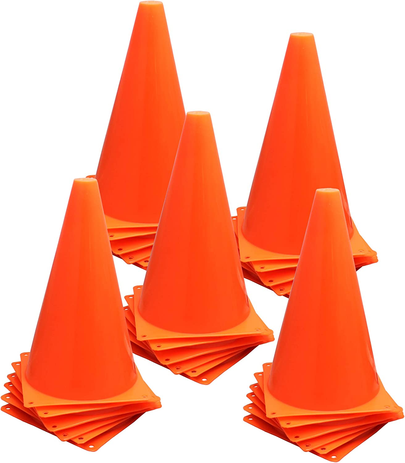 Bluedot Trading 9 inch Tall Sports Cones